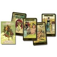 Gypsy Oracle Cards by Lo Scarabeo, 9780738713069