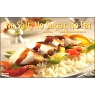 No Salt, No Sugar, No Fat by Williams, Jacqueline B., 9781558673069