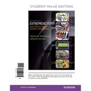 Entrepreneurship and Effective Small Business Management, Student Value Edition by Scarborough, Norman M.; Cornwall, Jeffrey R., 9780133543070