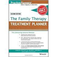 The Family Therapy Treatment Planner by Dattilio, Frank M.; Jongsma, Arthur E.; Davis, Sean D., 9781119063070