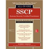 SSCP Systems Security Certified Practitioner All-in-One Exam Guide, Second Edition by Gibson, Darril, 9781259583070