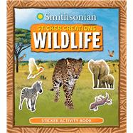Smithsonian Sticker Creations: Wildlife by DiPerna, Kaitlyn, 9781626863071