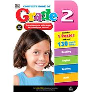 Complete Book of Grade 2 by Thinking Kids, 9781483813073