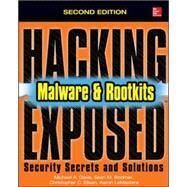 Hacking Exposed Malware & Rootkits: Security Secrets and Solutions, Second Edition by Elisan, Christopher C.; Davis, Michael A.; Bodmer, Sean M.; LeMasters, Aaron, 9780071823074