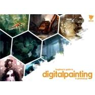 Beginner's Guide to Digital Painting in Photoshop by 3dtotal Publishing, 9780955153075