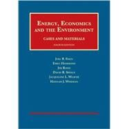 Energy, Economics and the Environment by Eisen, Joel; Hammond, Emily; Rossi, Jim; Spence, David; Weaver, Jacqueline, 9781609303075