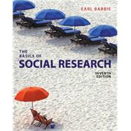 The Basics of Social Research by Babbie, Earl R., 9781305503076