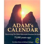 Adam's Calendar by Heine, Johan; Tellinger, Michael, 9781920153076