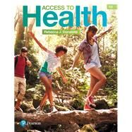 Access to Health Plus MasteringHealth with Pearson eText -- Access Card Package by Donatelle, Rebecca J.; Ketcham, Patricia, 9780134553078