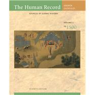 The Human Record Sources of Global History, Volume I: To 1500 by Andrea, Alfred J.; Overfield, James H., 9780495913078