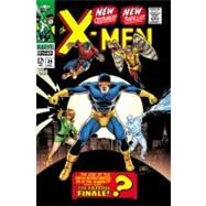 X-Men - Volume 2 Omnibus by Thomas, Roy; Friedrich, Gary; Drake, Arnold; Steranko, Jim; Heck, Don, 9780785153078