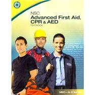 NSC Advanced FA, CPR & AED by National Safety Council, 9780879123079