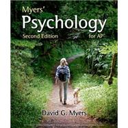 Myers' Psychology for AP by David G. Myers, 9781464113079