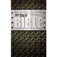 Niv Boys Bible by Zondervan Publishing House, 9780310723080