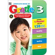 Complete Book of Grade 3 by Thinking Kids, 9781483813080