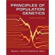 Principles of Population Genetics by Hartl, Daniel L.; Clark, Andrew G., 9780878933082