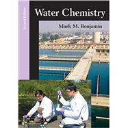 Water Chemistry by Benjamin, Mark M., 9781478623083