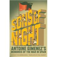 The Sons of Night by Gimenez, Antoine; Sharkey, Paul; Gimenologues, 9781849353083