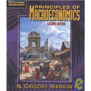 Principles of Macroeconomics Wall Street Journal Edition by MANKIW, 9780030293085