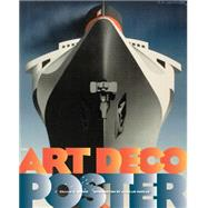 The Art Deco Posters by Crouse, William, 9780865653085