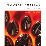 Modern Physics by Harris, Randy, 9780805303087