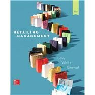 RETAILING MANAGEMENT by Unknown, 9781259573088