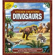 Smithsonian Sticker Creations: Dinosaurs by Tepper Brown, Ruth; Tempesta, Franco, 9781626863088