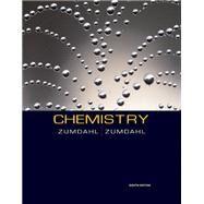 Bundle: Chemistry by Zumdahl, 9780538773089