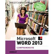 Bundle: MS Word/Access 2013 Comprehensive by Vermaat, 9781305423091