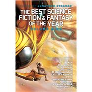 The Best Science Fiction and Fantasy of the Year: Volume Nine by Strahan, Jonathan, 9781781083093