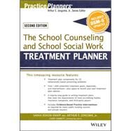 The School Counseling and School Social Work Treatment Planner by Knapp, Sarah Edison; Jongsma, Arthur E.; Dimmitt, Carey (CON), 9781119063094