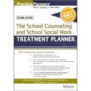 The School Counseling and School Social Work Treatment Planner by Knapp, Sarah Edison; Jongsma, Arthur E.; Dimmitt, Carey (CON), 9781119063094