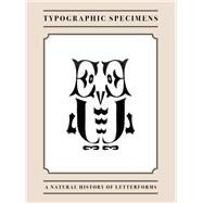 Typographic Specimens by Whitehead, Jackson, 9781781453094