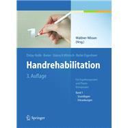 Handrehabilitation by Waldner-nilsson, Birgitta; Diday-nolle, Adele P.; Breier, Susanne; Wintsch, Doris Ulrice Slatosch, 9783642343094