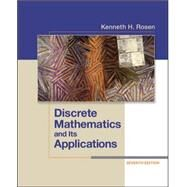 Discrete Mathematics and Its Applications by Rosen, Kenneth, 9780073383095