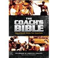 The Coach's Bible NLT Devotional Bible for Coaches by Unknown, 9781433643095
