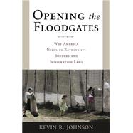 Opening the Floodgates by Johnson, Kevin R., 9780814743096