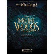 Into the Woods by Sondheim, Stephen (COP), 9781495013096
