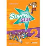 Super Star 2 Std Bk+Aud CDs by Craven/Crawford, 9789604033096