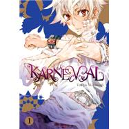 Karneval, Vol. 1 by Mikanagi, Touya, 9780316383097