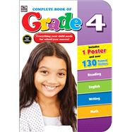 Complete Book of Grade 4 by Thinking Kids, 9781483813097
