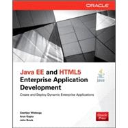Java EE and HTML5 Enterprise Application Development by Brock, John; Gupta, Arun; Wielenga, Geertjan, 9780071823098