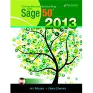 Computerized Accounting with Sage 50A 2013 by Mazza,Jim, 9780763853099