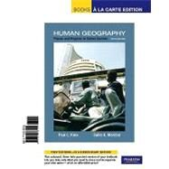 Books A La Carte for Places and Regions in Global Context Human Geography by Knox, Paul L.; Marston, Sallie A., 9780321633101