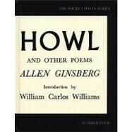 Howl, and Other Poems by Ginsberg, Allen, 9780872863101
