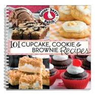 101 Cupcake, Cookie & Brownie Recipes by GOOSEBERRY PATCH, 9781936283101