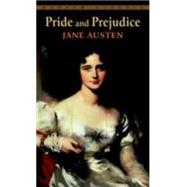 Pride and Prejudice by AUSTEN, JANE, 9780553213102