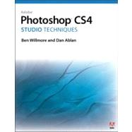 Adobe Photoshop CS4 Studio Techniques by Willmore, Ben; Ablan, Dan, 9780321613103