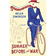 The Summer Before the War by Simonson, Helen, 9780812993103