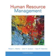 Human Resource Management by Mathis, Robert L.; Jackson, John H.; Valentine, Sean R., 9781133953104